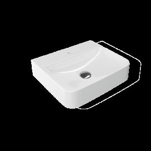 Umywalka wisząca